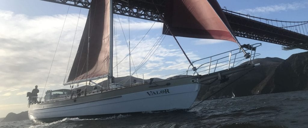 Sailing During COVID 19